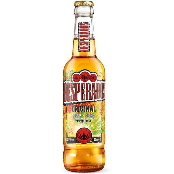 Desperados Tequila Flavoured Beer Nrb 330ml X 24
